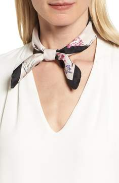 Rebecca Minkoff Love Doves Silk Bandana