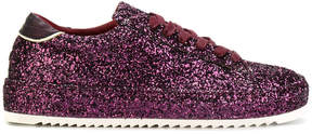Philippe Model sequined sneakers