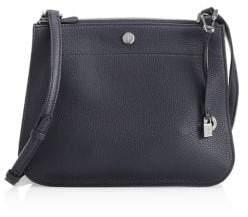 Loro Piana Milky Way Odessa Leather Bag