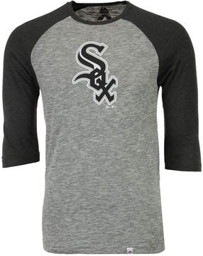 Majestic Men's Chicago White Sox Grueling Raglan T-Shirt