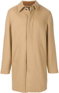 A.P.C. single-breasted coat