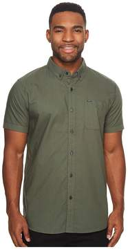 Rip Curl Ourtime Short Sleeve Shirt Men's Clothing