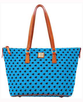 Dooney & Bourke Carolina Panthers Zip Top Shopper