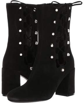 McQ Side Lace Pembury Bootie Women's Boots