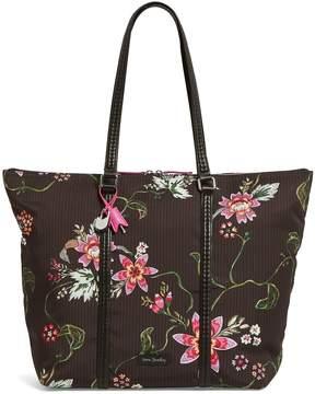 Vera Bradley Midtown Floral Tote