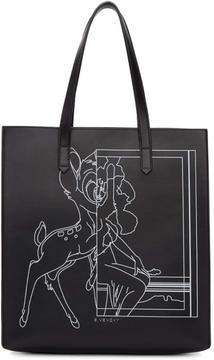 Givenchy Black Medium Bambi Stargate Tote