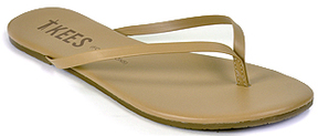 TKEES Foundations - Leather Thong Sandal
