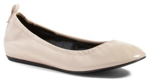 Lanvin Women's Smooth Leather Ballet Flat