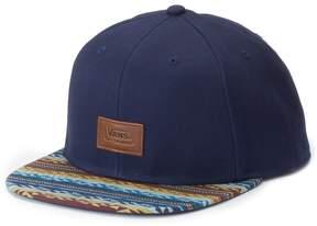 Vans Men's Desert Blanket Snapback Cap
