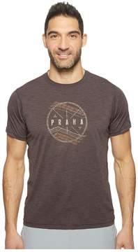 Prana Calder Short Sleeve Tee Men's T Shirt