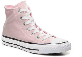 Converse Chuck Taylor All Star Velvet High-Top Sneaker - Women's