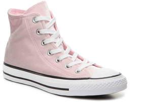 Converse Chuck Taylor All Star Velvet High-Top Sneaker - Women's's
