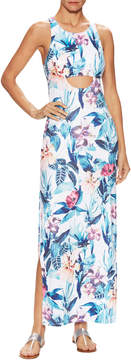 6 Shore Road 24-Hour Floral Print Maxi Dress