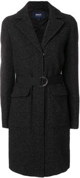 Armani Jeans knitted coat