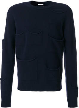 J.W.Anderson pocket detail sweater