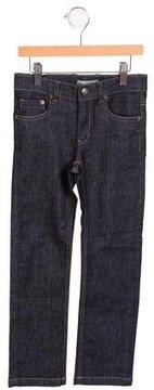 Bonpoint Boys' Mid-Rise Straight-Leg Jeans w/ Tags