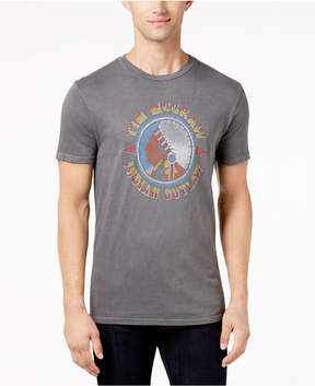 Lucky Brand Men's Tim McGraw Outlaw Graphic-Print T-Shirt