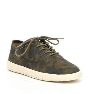 Lucky Brand Boys' Briann Camouflage Sneakers