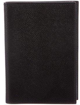 Hermes Semainier Agenda Cover - BLACK - STYLE