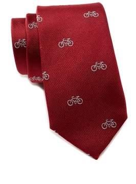 Ben Sherman Kacey Bike Silk Tie