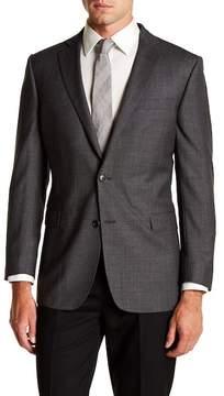 Brooks Brothers Notch Collar Solid Regent Fit Jacket