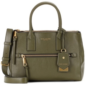Marc Jacobs Recruit leather tote