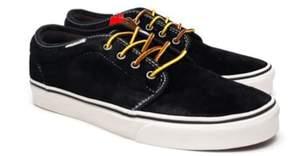 Vans Unisex 106 Vulcanized Sneakers Black M7 W8.5
