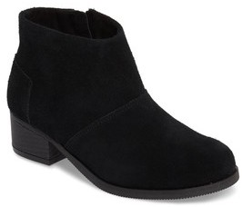 Toms Girl's Leila Low Bootie
