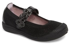 Stride Rite Girl's Layla Mary Jane Flat