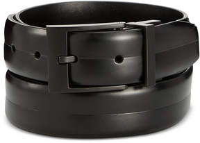 Kenneth Cole Reaction Men's Reversible Double Trapunto Dress Belt