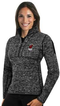 Antigua Women's Miami Heat Fortune Pullover