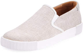 Michael Bastian Men's Lyons Woven Slip-On Sneakers