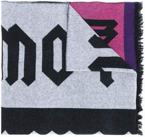 McQ swallow scarf