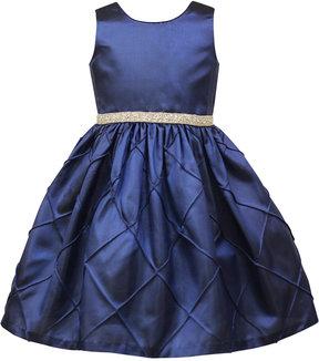 Jayne Copeland Pintuck Special Occasion Dress, Little Girls (4-6X)