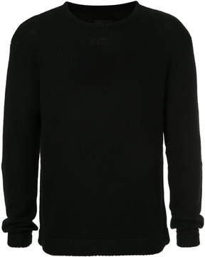 RtA embroidered logo jumper