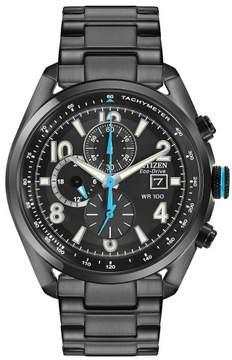 Citizen CA0365-54E Men's Watch Gunmetal 45mm Stainless Steel