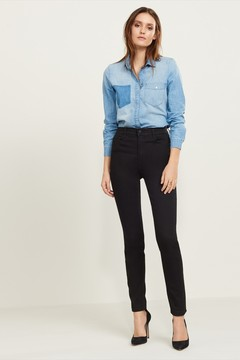 Dynamite Kate High Rise Black Skinny Jeans