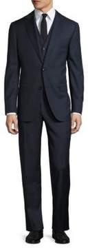 Pal Zileri Modern-Fit Wool Suit