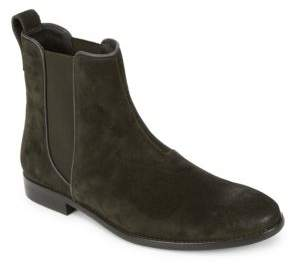 John Varvatos Star Leather Ankle Boots