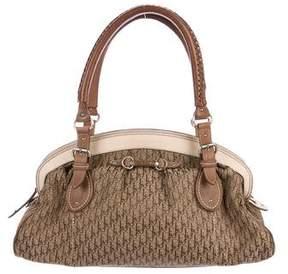 Christian Dior Diorissimo Buckle Shoulder Bag