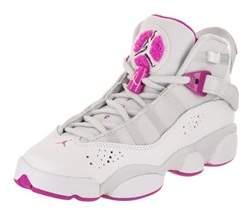 Jordan Nike Kids 6 Rings Gg Basketball Shoe.