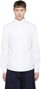 Craig Green White Slim Straps Shirt