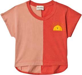 Bobo Choses Spice Route Sun Bicolour Sleeveless T-Shirt