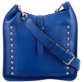 Rebecca Minkoff Unlined Feed Bag - BLUE - STYLE