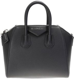 Givenchy Leather Antigona Mini Bag