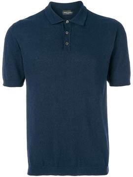 Roberto Collina plain polo shirt