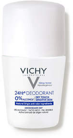 Vichy 24 Hour Dry Touch Roll On Deodorant