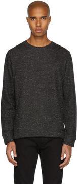 A.P.C. Grey Track Sweatshirt