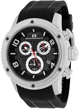 Oceanaut Impulse Sport Collection OC3120R Men's Stainless Steel Analog Watch
