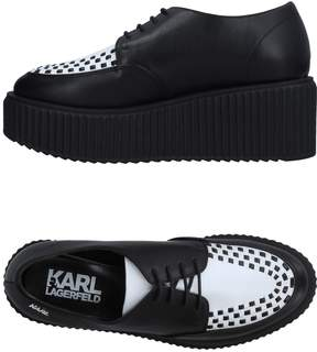 Karl Lagerfeld Lace-up shoes